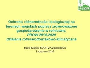 Maria_Siakala_Ochrona_roznorodnosci_biologicznej_na_terenach_wiejskich_poprzez_zrownowazone_gospodarowanie_w_rolnictwie_
