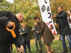 Inauguracja Święta Drzewa 2016. Fot. Klub Gaja.